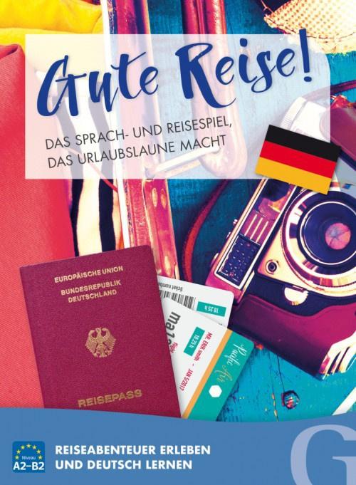 Gute Reise! Das Sprach- en Reisespiel das Urlaubslaune macht Sprachspiel