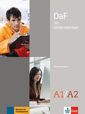 DaF im Unternehmen A1-A2 Lerarenboek