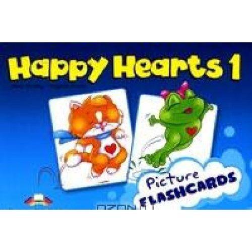 Happy Hearts 1 Flashcards (international)