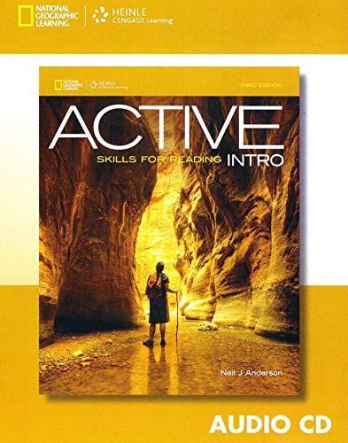 Active Skills For Reading Intro Audio Cd 3e