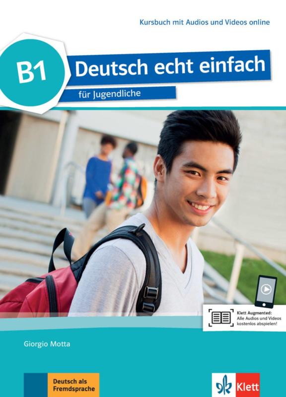 Deutsch echt einfach B1 Studentenboek met Audio en Video online