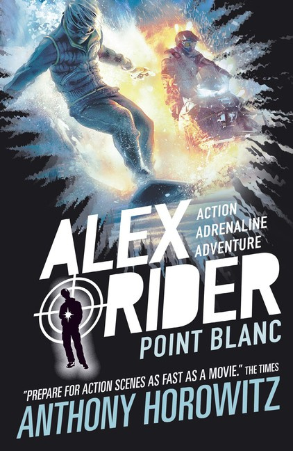 Point Blanc 15th Anniversary Edition (Anthony Horowitz)
