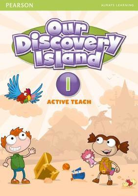 Our Discovery Island Level 1 Digiboardsoftware (Active Teach)