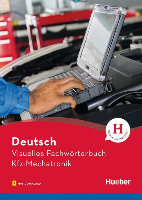 Visueel Vakwoordenboek Automechanica Boek met MP3-Download