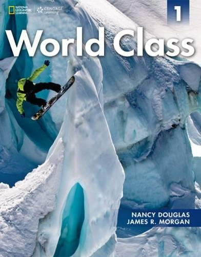 World Class 1 Student Book With Online Workbook