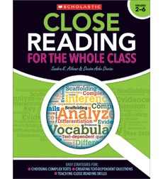Close Reading for the Whole Class