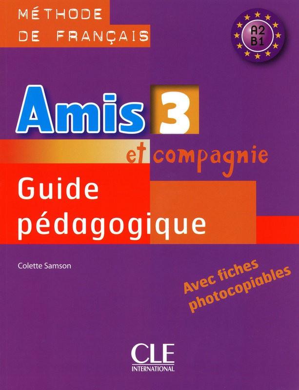 Amis et compagnie - Niveau 3 - Guide pédagogique