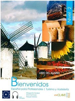 Bienvenidos 2 Libro del alumno (B1)