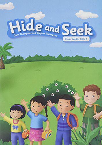 Hide And Seek Level 1 Class Audio Cds