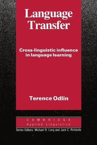 Language Transfer Paperback