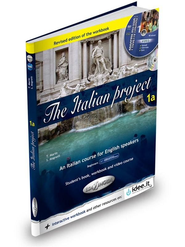 The Italian Project 1A SB + WB + Audio CD + DVD