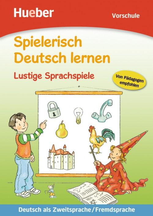 Lustige Sprachspiele Buch