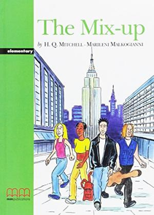 The Mix-up Cd