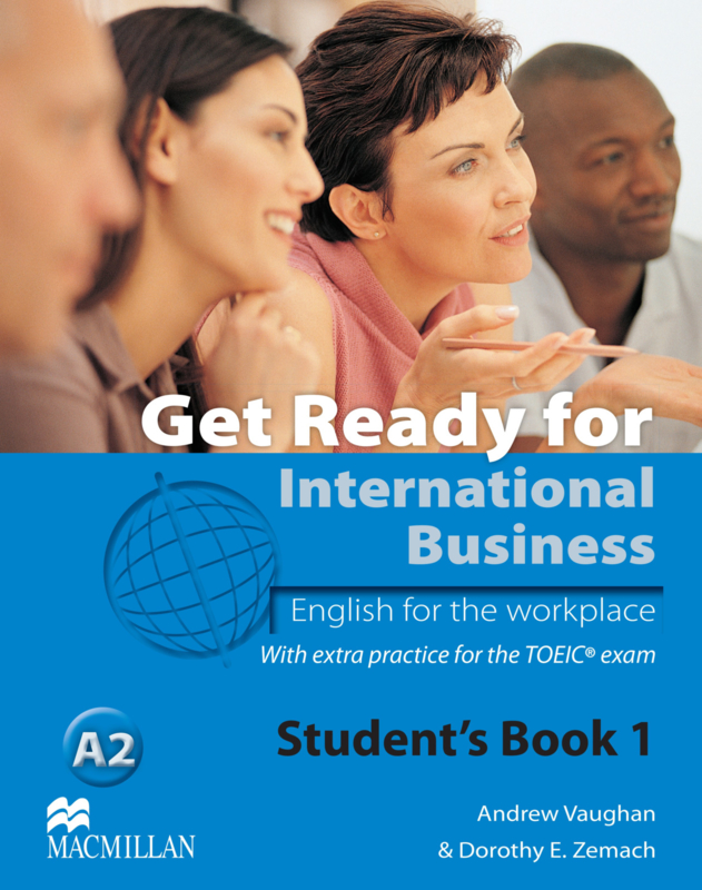 Get Ready for International Business Level 1 Student's Book [TOEIC Edition]