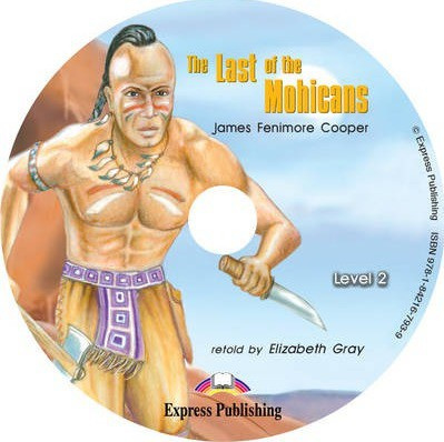 The Last Of The Mohicans Audio Cd