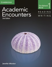 Academic Encounters Second edition Level 1 Student's Book Reading and Writing and Writing Skills Interactive Pack