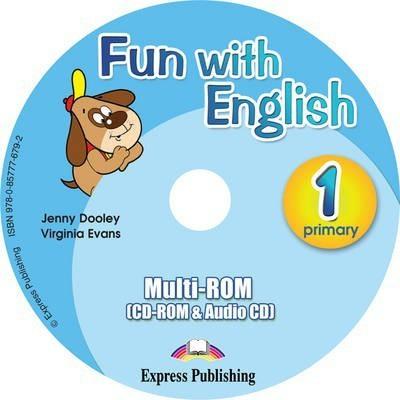 Fun With English 1 Primary Multi Cd-rom (international)