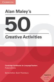 Alan Maley's 50 Creative Activities Paperback