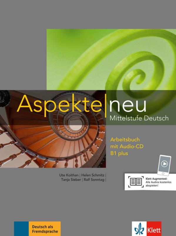 Aspekte neu B1 plus Werkboek met Audio-CD