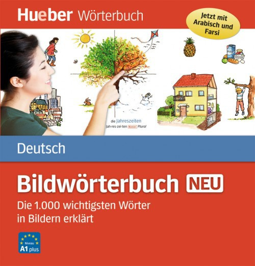 Bildwörterbuch Deutsch neu Buch