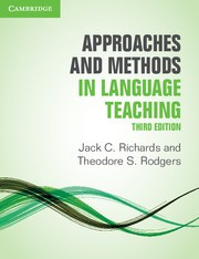 Approaches and Methods in Language Teaching Third edition Paperback