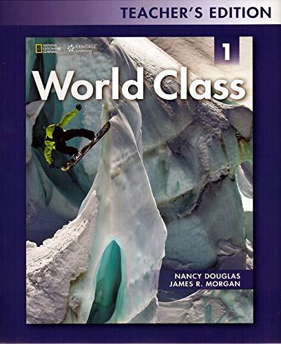 World Class 1 Teacher's Edition