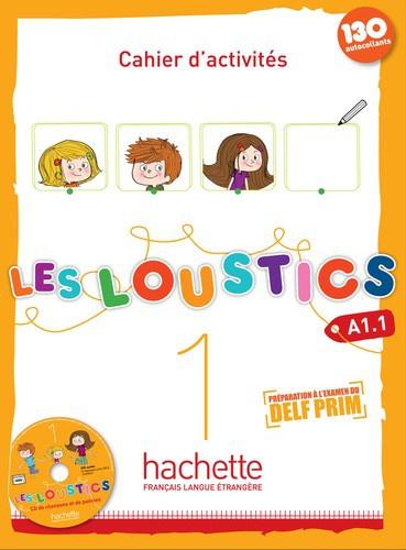 Les Loustics 1 A1.1 - Cahier d'activités + CD audio