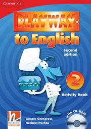 Playway to English Second edition Level2 Activity Book with CD-ROM