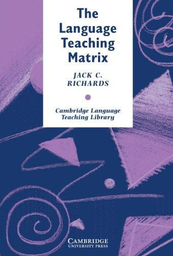 The Language Teaching Matrix Paperback
