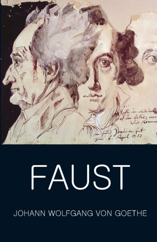 Faust - A Tragedy In Two Parts & The Urfaust (Goethe)