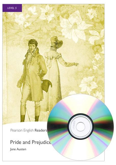 Pride and Prejudice Book & CD Pack