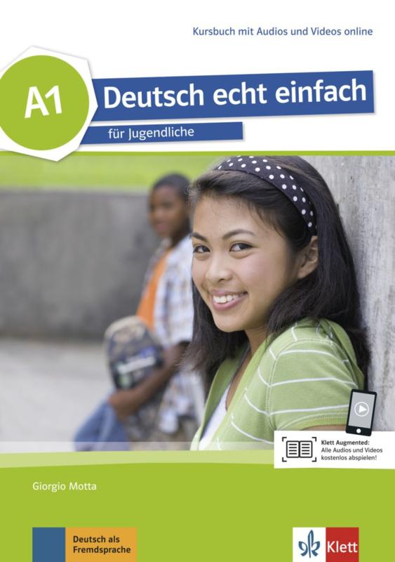 Deutsch echt einfach A1 Studentenboek met Audio en Video online