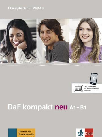 DaF kompakt neu A1-B1 Übungsbuch met MP3-CD