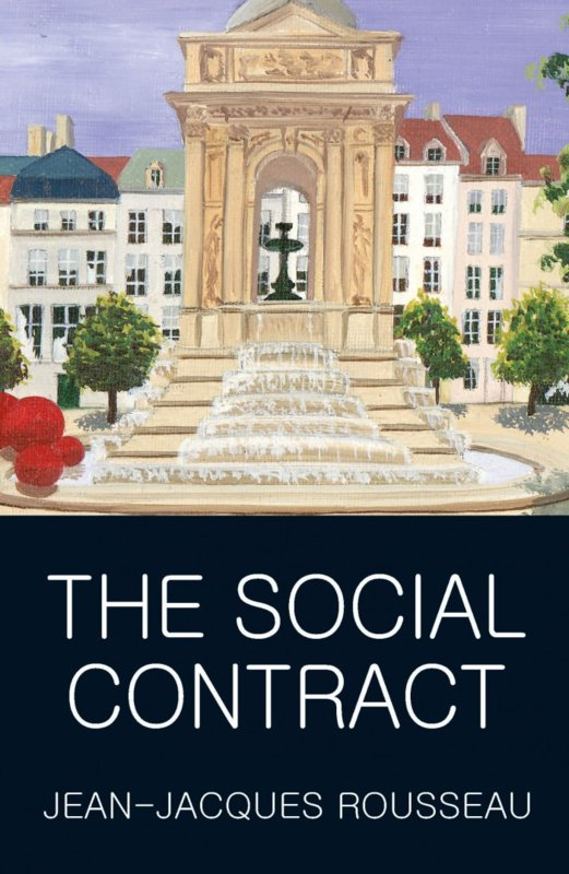 Social Contract (Rousseau, J.J.)