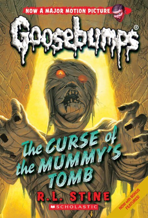 Classic Goosebumps #06: The Curse of the Mummy's Tomb
