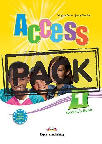 Access 1 Student's Book With Cd
