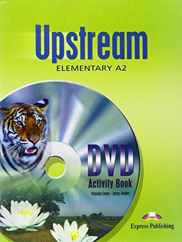 Upstream Elementary A2 Dvd Activity Book
