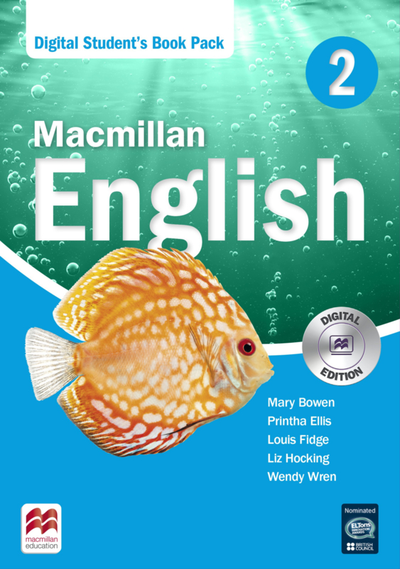 Macmillan English Level 2 Digital Student's Book Pack