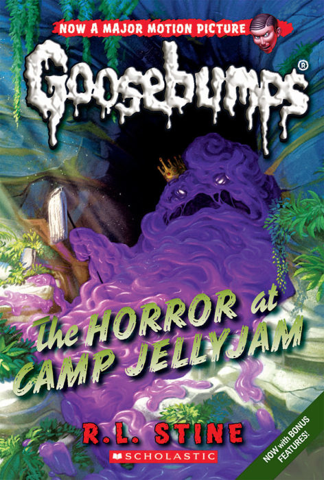Classic Goosebumps #09: The Horror at Camp Jellyjam