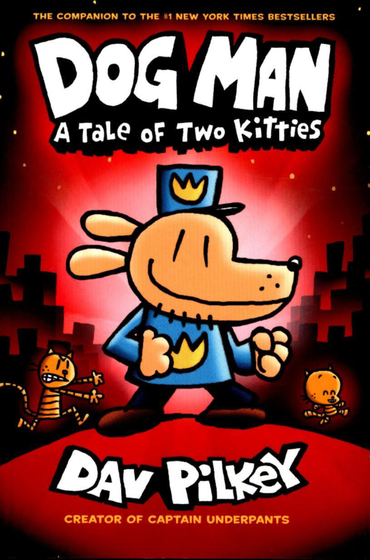 Dog Man 3: A Tale of Two Kitties