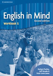 English in Mind Second edition Level5 Workbook