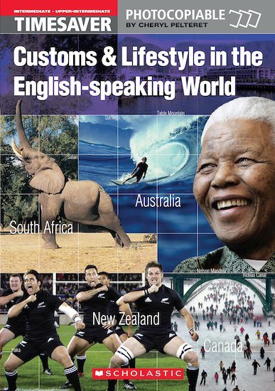Customs and Lifestyle in the English-speaking World (with CD)