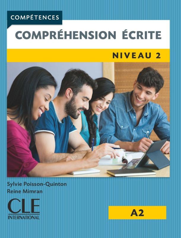 Compréhension écrite 2 - Niveau 2 - Livre - 2ème édition