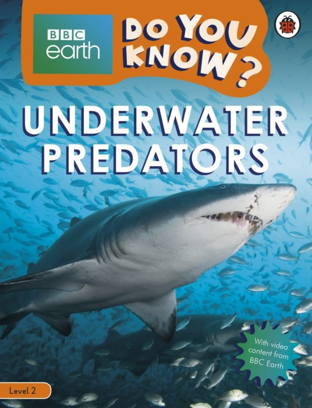 Do You Know? – BBC Earth Underwater Predators