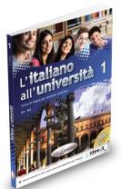 L'italiano all'universita 1 SB + WB + Audio CD