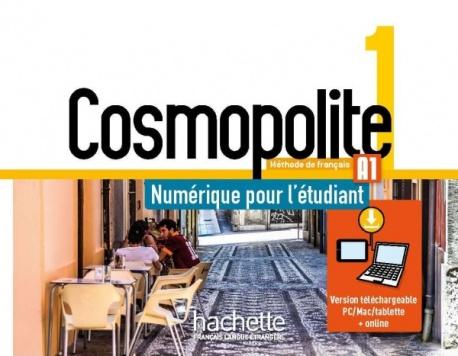 Cosmopolite 1 : Manuel numérique élève (carte)