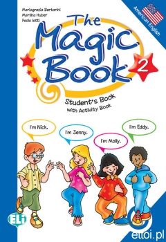 The Magic Book 2 Sb With Activity