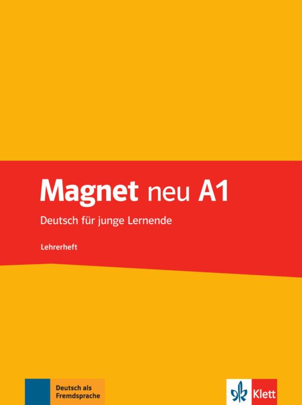 Magnet neu A1 Lehrerheft