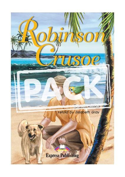 Robinson Crusoe Set (with Cd)