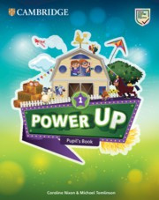 Power Up Level1 Pupil's Book
